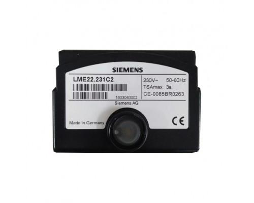 Блок управления горением Siemens LME22.231C2