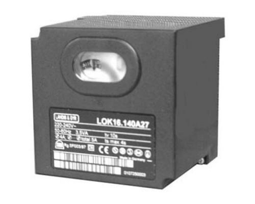 Блок управления горением Siemens LOK16.140A27