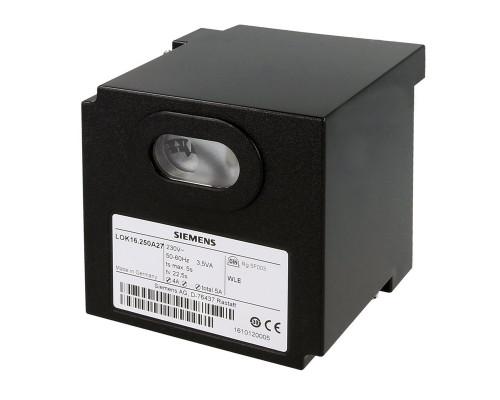 Блок управления горением Siemens LOK16.250A27