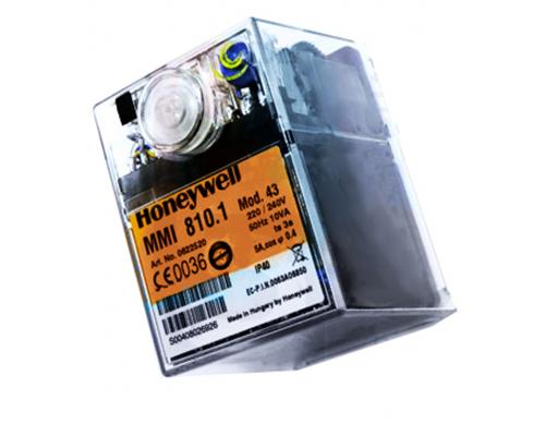 Топочный автомат Honeywell MMI 810.1 mod.43