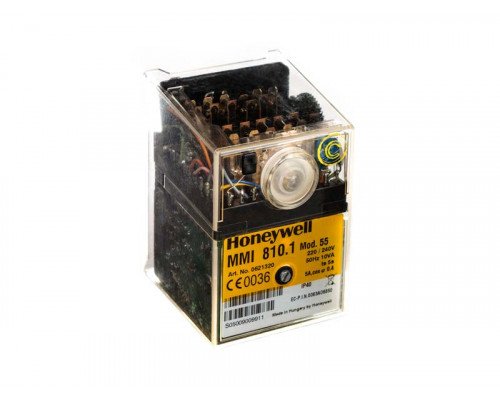 Топочный автомат Honeywell MMI 810.1 mod.55