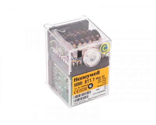 Топочный автомат Honeywell MMI 811.1 mod.63