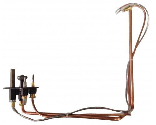 Блок термопар в сборе с пилотной горелкой для котлов Beretta  R104532