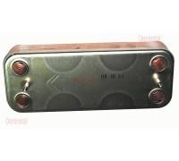 Вторичный теплообменник на газовый котел Beretta CITY, Super Exclusive CAI/CSI, Mynute, Idra ExclusiveR8036