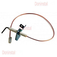 Электрод контроля пламени (ионизации) на газовый котел Saunier Duval ThemaClassic, Isofasts1003700