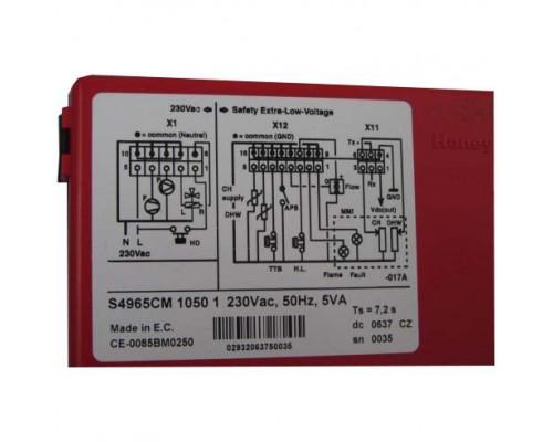 Контроллер процессов горения Honeywell S4965CM1050