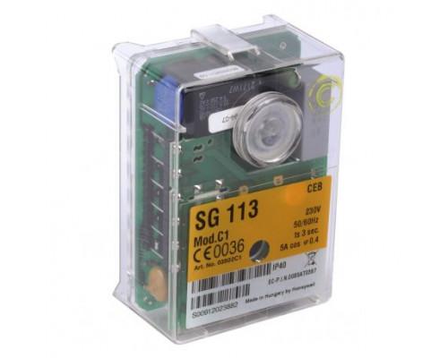 Топочный автомат Honeywell SG113Mod.C1