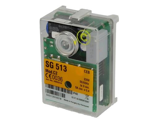 Топочный автомат Honeywell SG513 mod.C2