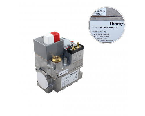 Газовый клапан Honeywell V4400D1003