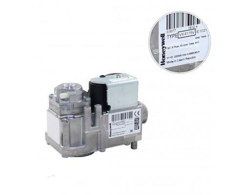 Газовый клапан Honeywell VK4115VE1021 для котлов Termet  Z0720.03.00.00